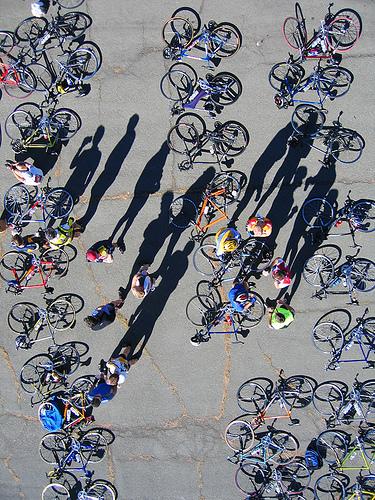 California Bicycle Ride Calendar