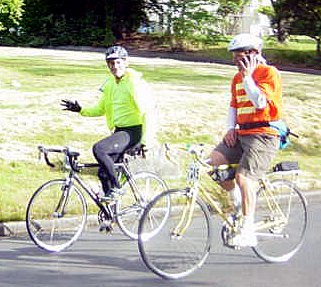 Seattle to portland bicycle ride is sponsored by the cascade bicycle
