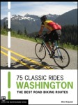 75 road biking routes in Washington