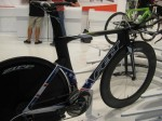 Armstrong's time trial bike