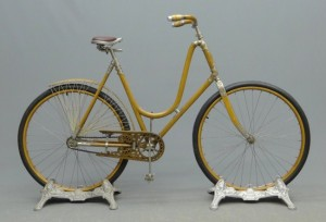 Old Hickory women's safety bike