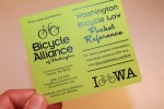 Bike law pocket guide