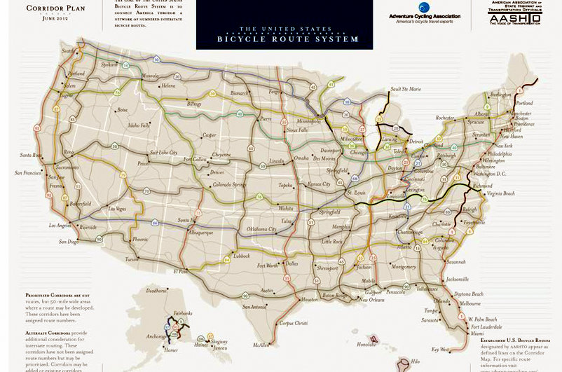 Us Bicycle Route 50 Map Indiana embracing U.S. Bicycle Route System – Biking Bis