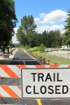 Newly paved section of East Lake Sammamish Trail opens Tuesday.