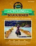 Cover for future bike touring guidebook.