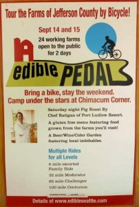 Edible Pedals poster