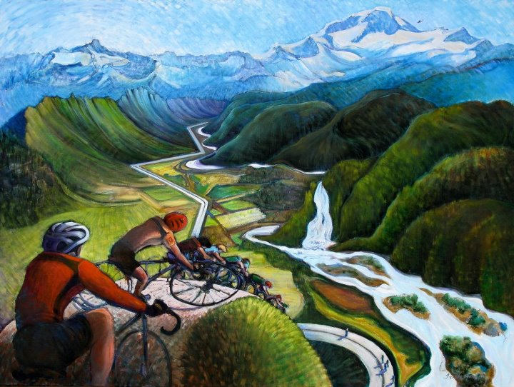 Mt Baker Hill Climb Is Scaling Back But The Bike Ride