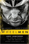 Cover of new book on Armstrong