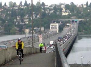 Bike to Work Day, Seattle, 2009