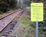 """... proceed at own risk"" on Eastside Rail Corridor"""