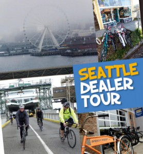 Seattle bike shops featured in Bicycle Retailer