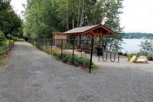 Trail at Sammamish Landing