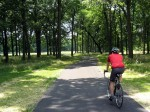 Mad River Trail (photo by Miami Valley Bike Trails)