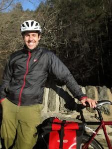 Dorian Anderson from http://bikingforbirds.blogspot.com/