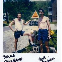 1984 Polaroid taken by June