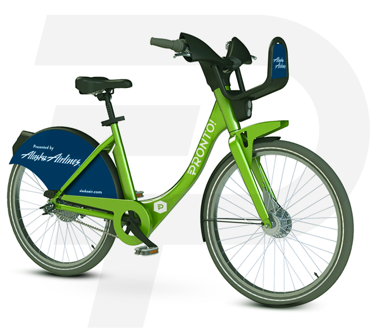 New name for Seattle bike share program: Pronto! Cycle ...
