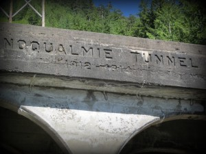 Snoqualmie Tunnel 1912 - 1914