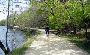 Park service proposes fees to ride on C&O Canal  Towpath