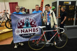 The scene at NAHBS Louisville