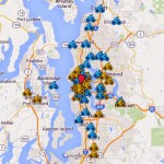 Find bike commute stations at http://www.cascade.org/commute-stations