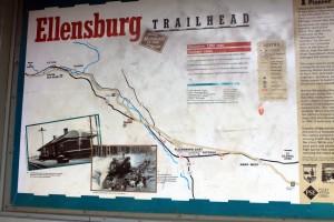 John Wayne Pioneer Trail passes through Ellensburg