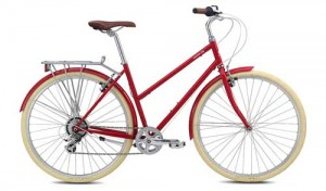 One style of Breezer bikes in recall