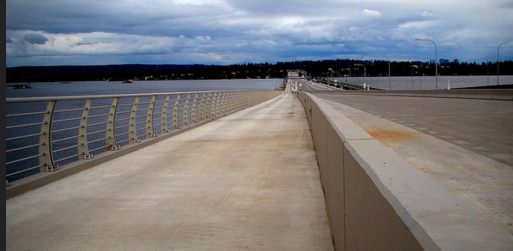 The new bike path will open next month