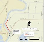 Green River Trail closure