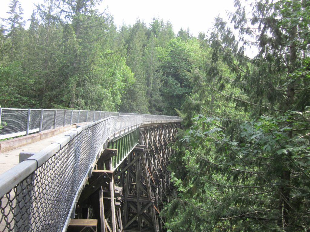 Tokul Bridge open again