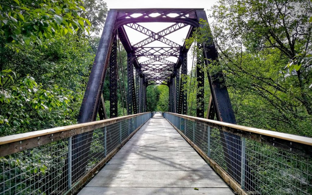 Resurfacing complete on Adna trestle / DiscoverLewisCounty.com