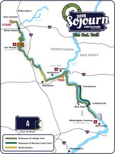 Rails-to-Trails Sojourn - PA