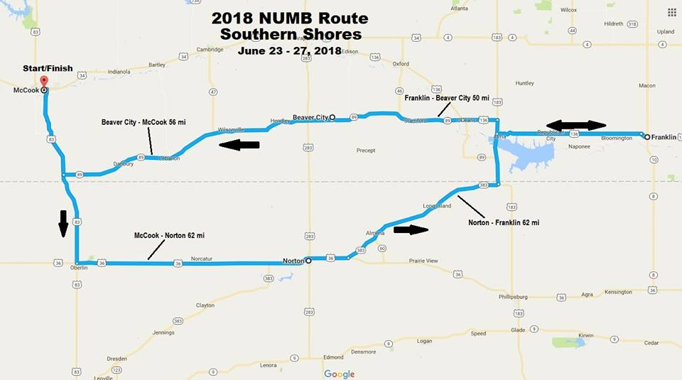 NUMB 2018 - NE