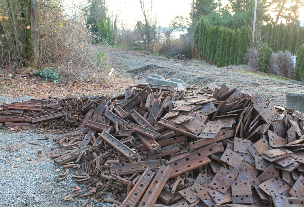 Eastside Rail Corridor Trail suddenly taking shape in ...