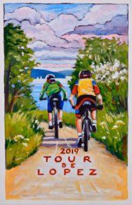 WA: Tour de Lopez @ Lopez Center for Community and the Arts