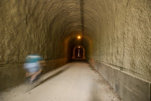 Big Savage Tunnel; photo by Bruce Friedland