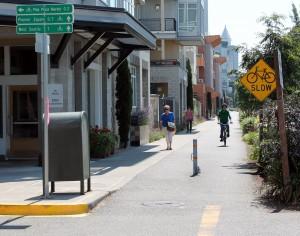 CA: Bike Around the Buttes