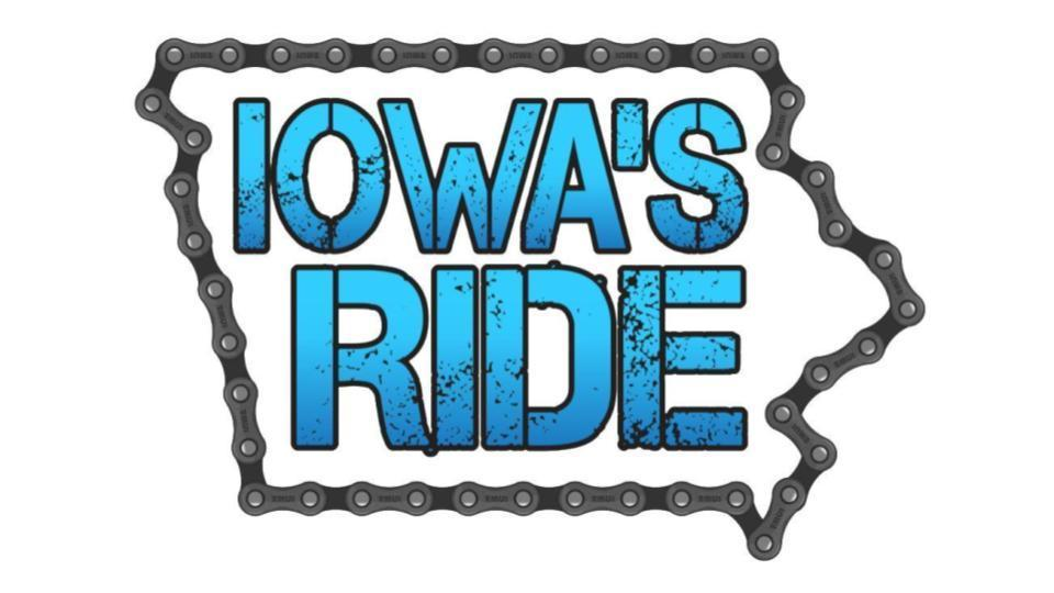 Iowa's Ride logo
